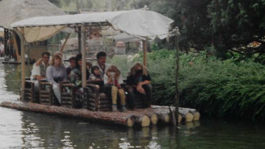 Rheintour 1993 – Dienstag, 20.7.