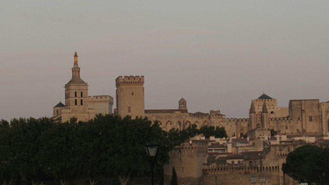 Nach Avignon – 1.8.2019