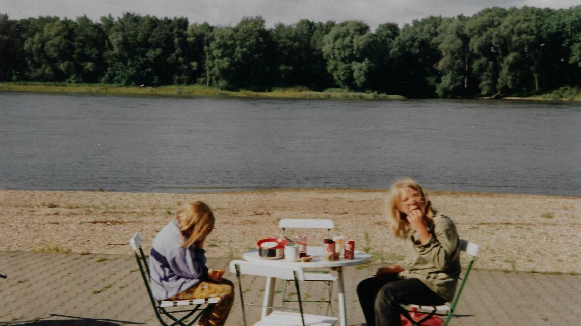 Rheintour 1993 – Montag, 26.7.