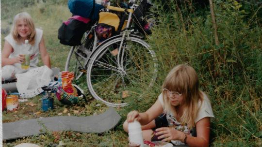 Rheintour1993 – Samstag, 17.7.