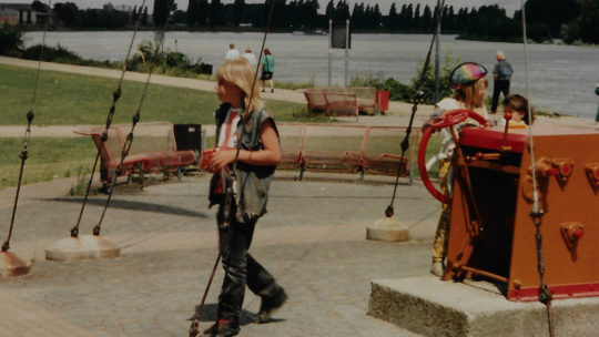 Rheintour 1993 – Sonntag, 25.7.
